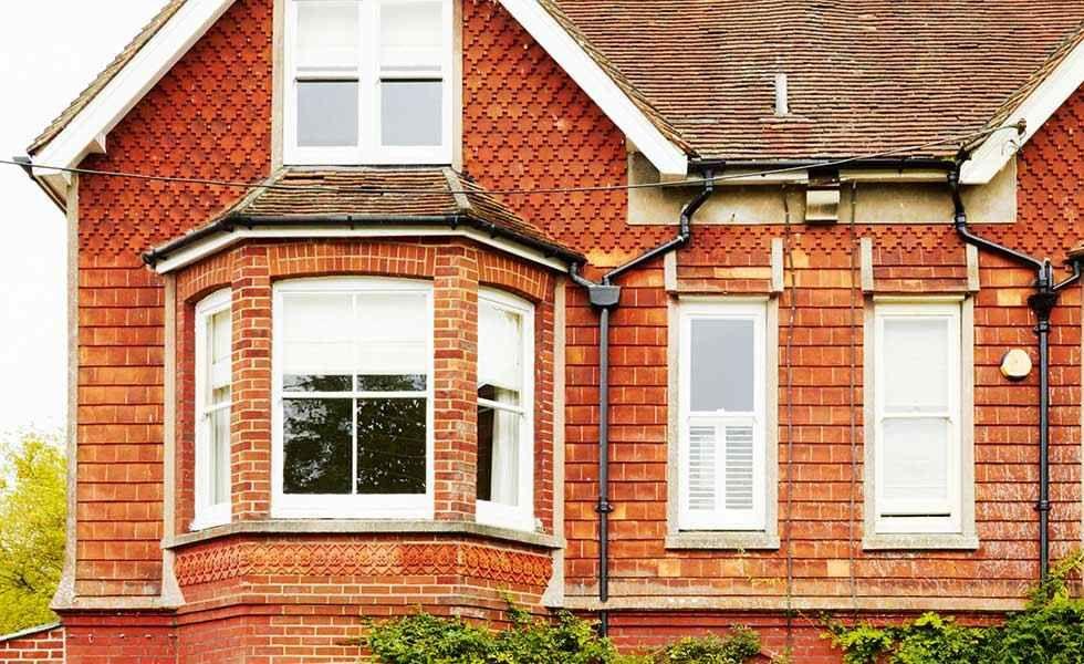 Repairing Or Replacing Guttering Real Homes