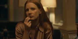 How Bourbon Helped Jessica Chastain Film With Oscar Isaac For HBO's Scenes From A Marriage