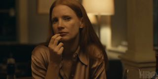 Jessica Chastain as Mira from Scenes From a Marriage