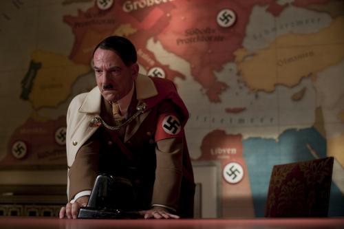 Inglourious Basterds - Martin Wuttke plays Hitler in Quentin Tarantino's audacious World War Two action movie
