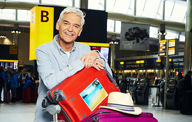 Phillip Schofield How to Spend It Well on Holiday
