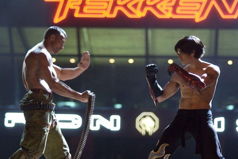 Tekken Movie Coming To DVD  #17169