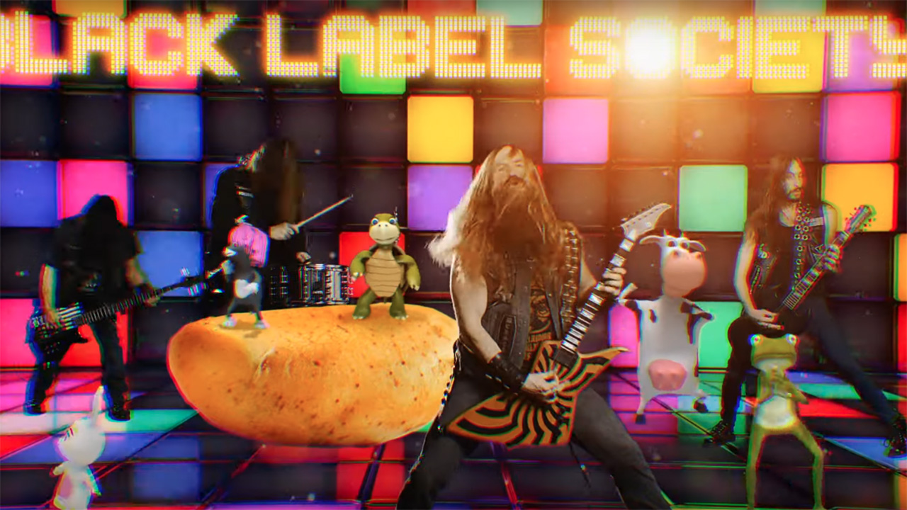 Watch Black Label Society in gloriously goofy video for Bored To Tears