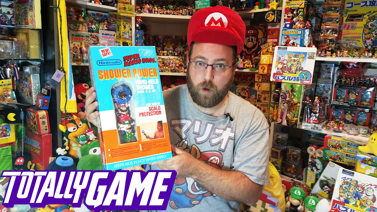Totally Game: Check out the world's largest videogame memorabilia collection