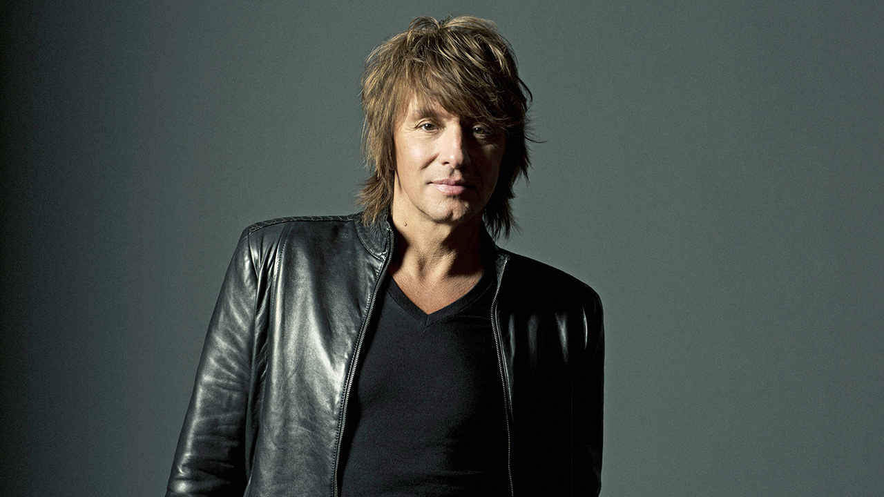 Richie Sambora I Was The Guy Trying To Stick The Blues Into Pop Music Louder