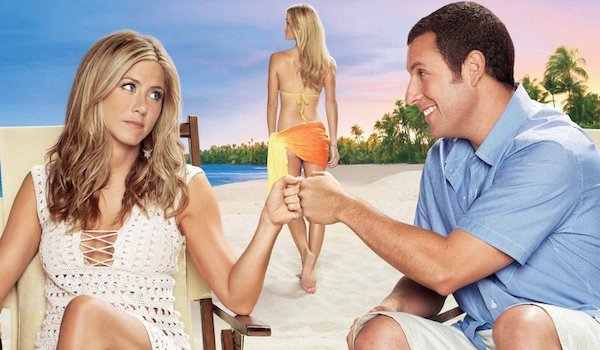 jennifer aniston adam sandler just go with it