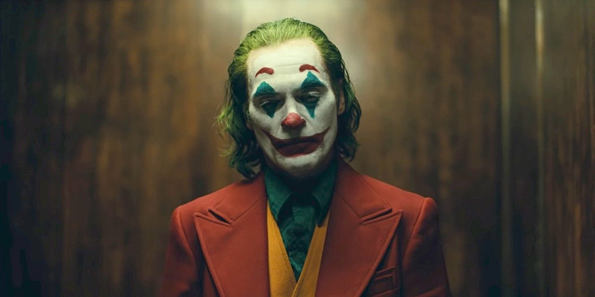 Joaquin Phoenix's Joker Makeup Turned Out That Way In Part 'Cause He Got Antsy
