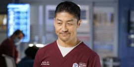 Chicago Med's Brian Tee Is Heading To Streaming For A New Series, So What About Dr. Choi?