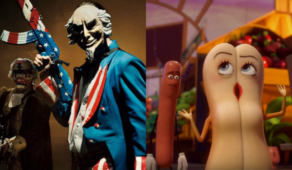 The Purge Election Year Sausage Party