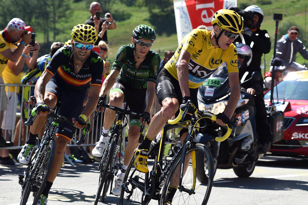 Watch: Tour de France stage 20 highlights