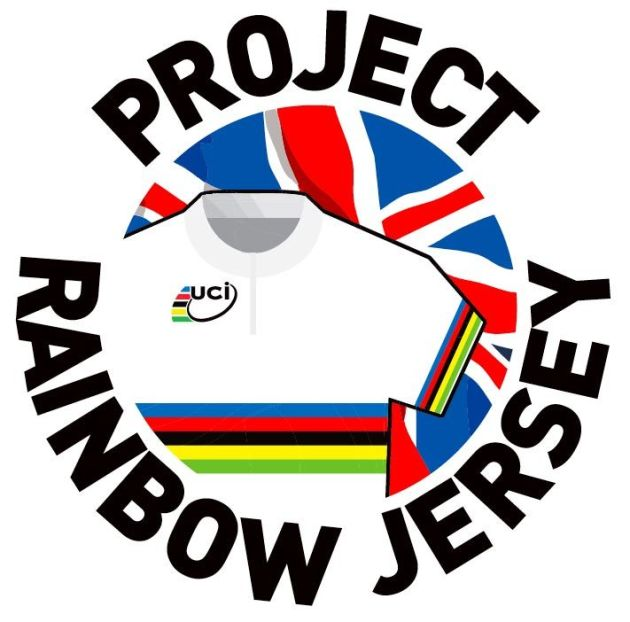 Project Rainbow Jersey logo