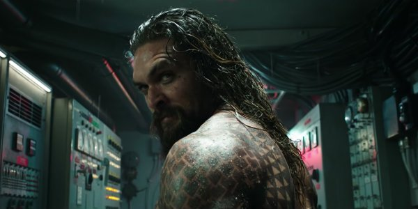 Jason Momoa Aquaman Arthur Curry DC