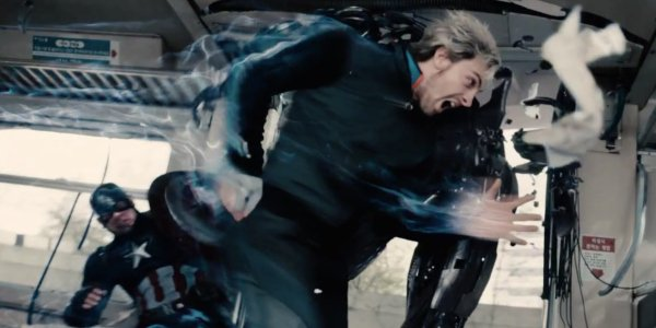 Aaron Taylor-Johnson Made 2 Changes To Quicksilver In ...