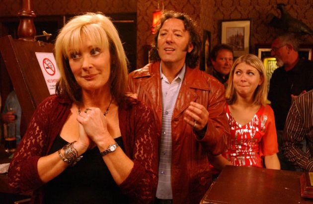 Will Vernon leave Liz?