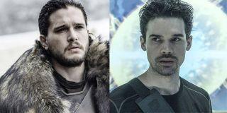 Jon Snow Game of Thrones James Holden The Expanse HBO Amazon