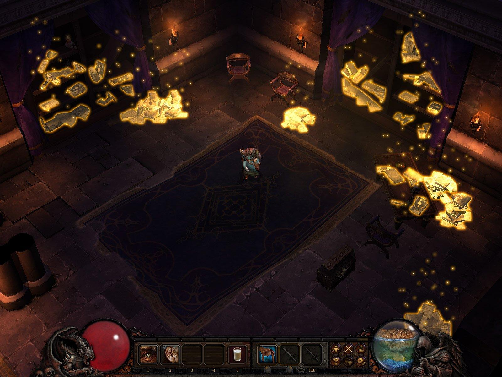 New Diablo III Class Revealed: The Archivist #6909