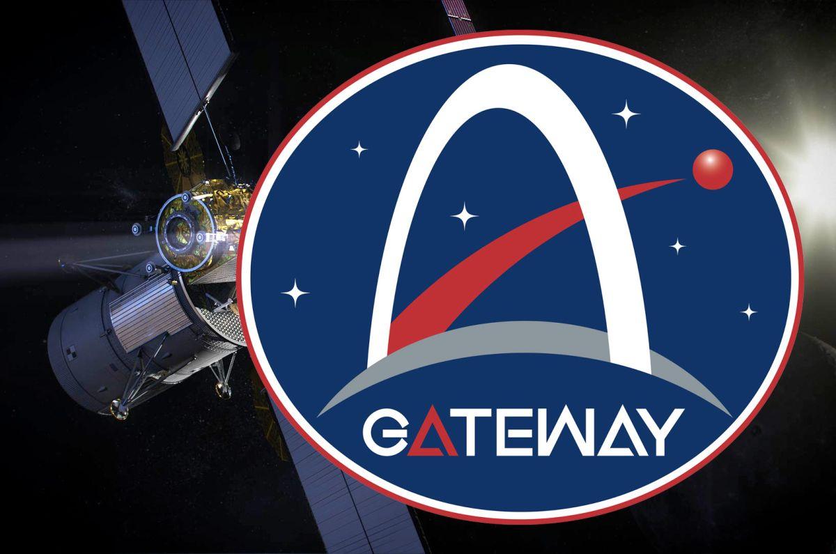 NASA Reveals New Gateway Logo for Artemis Lunar Orbit Way Station