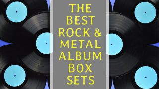 The best CD and vinyl album box sets you can buy right now: get stuck into these collectible rock and metal releases