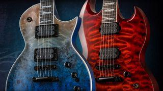 ESP 2020 guitars