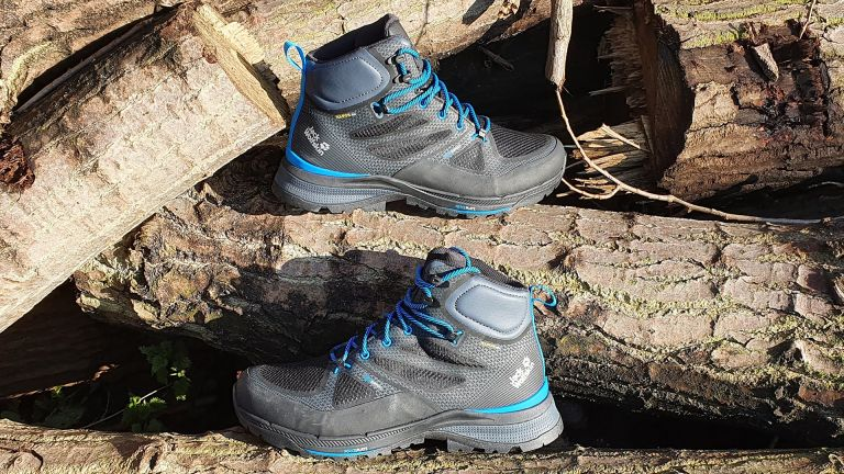 Jack Wolfskin Force Striker Texapore hiking boot review