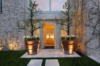 self build outdoor porch lighting ideas