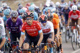 Mikel Landa (Bahrain Victorious) at the Vuelta a Burgos