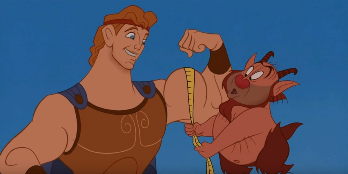 Why Disney Needs To Do A Live-Action Hercules Remake ASAP