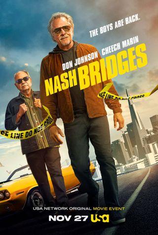 Nash Bridges on USA