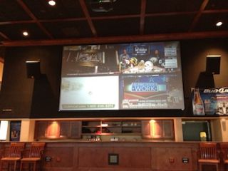 Austin Restaurant Features SI Black Diamond Venue Screen
