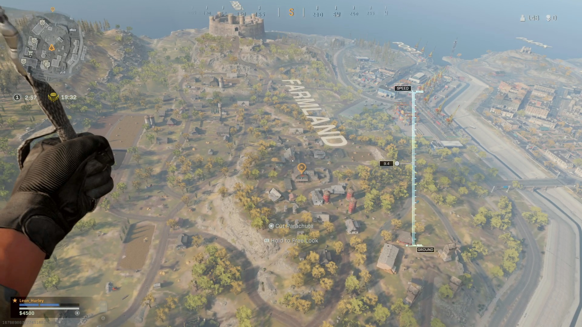 Get The Farmland Code In Warzone And See The Day 1 Tease For The Next Call Of Duty Gamesradar