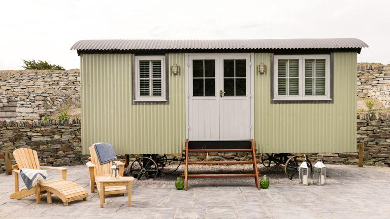 Rick Stein shepherd's huts