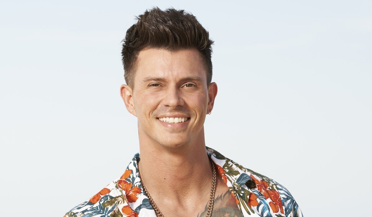 Bachelor in Paradise Kenny Braasch