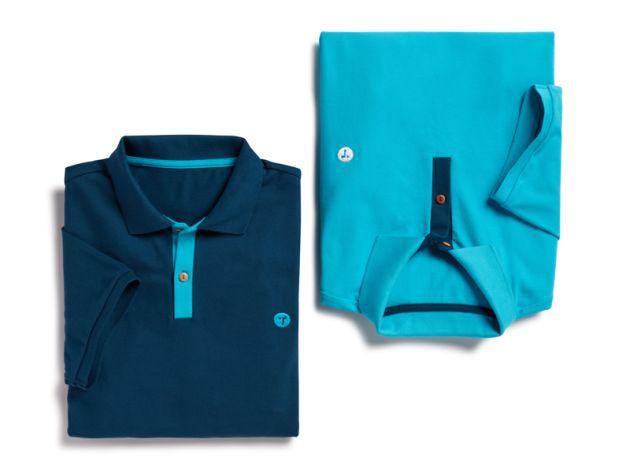 Best Golf Polos, Ocean Tee Mako Polo Shirt, Recycled Polo