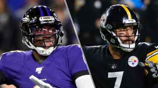 ravens vs steelers live stream
