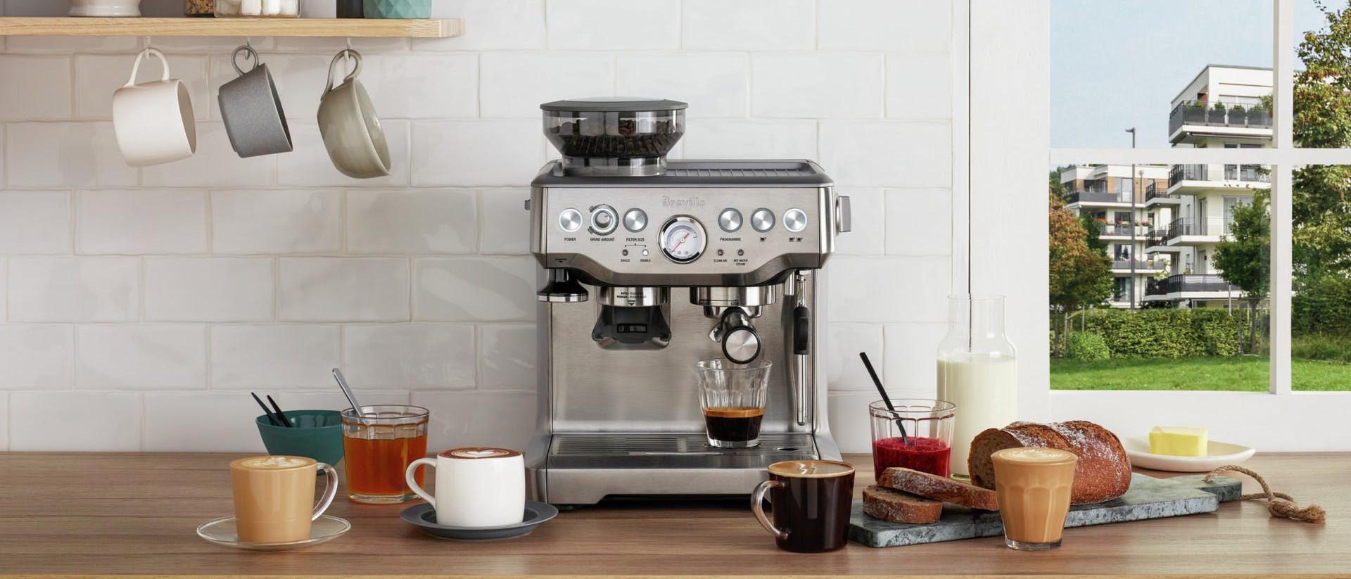 Best coffee machines in Australia: The top home espresso machines in 2020 | TechRadar