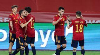 Spain v Sweden live stream