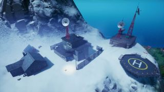 Fortnite Weather Station location visit Weather Station as Storm