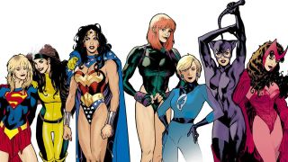 These are the best female superheroes and their comic book origins