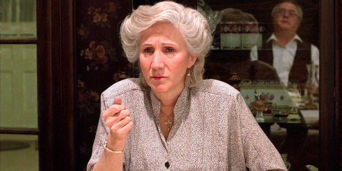 Olympia Dukakis as Rose Castorini in Moonstruck (1987)