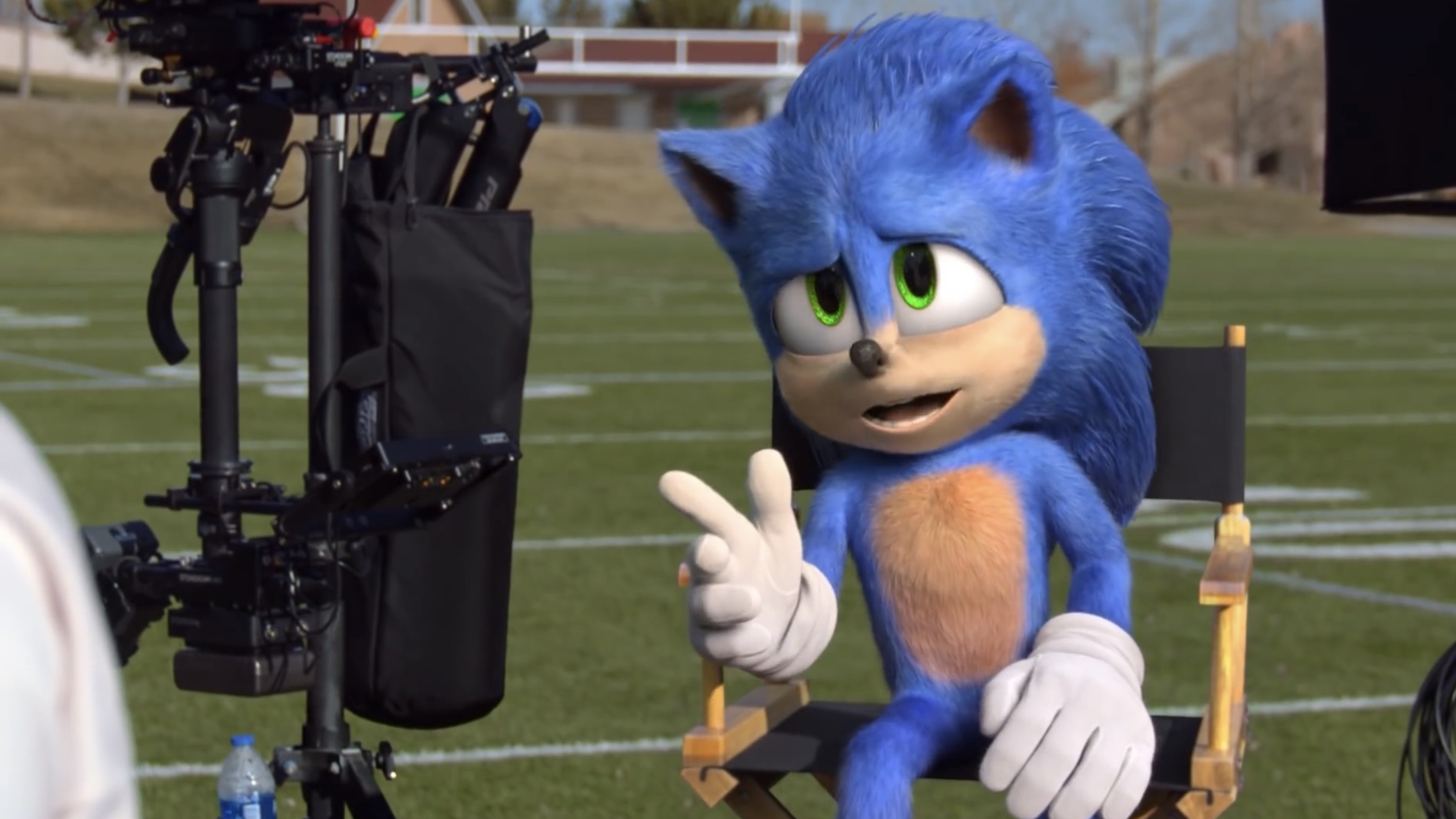 Is There A Sonic Movie Post Credits Scene Tom S Guide