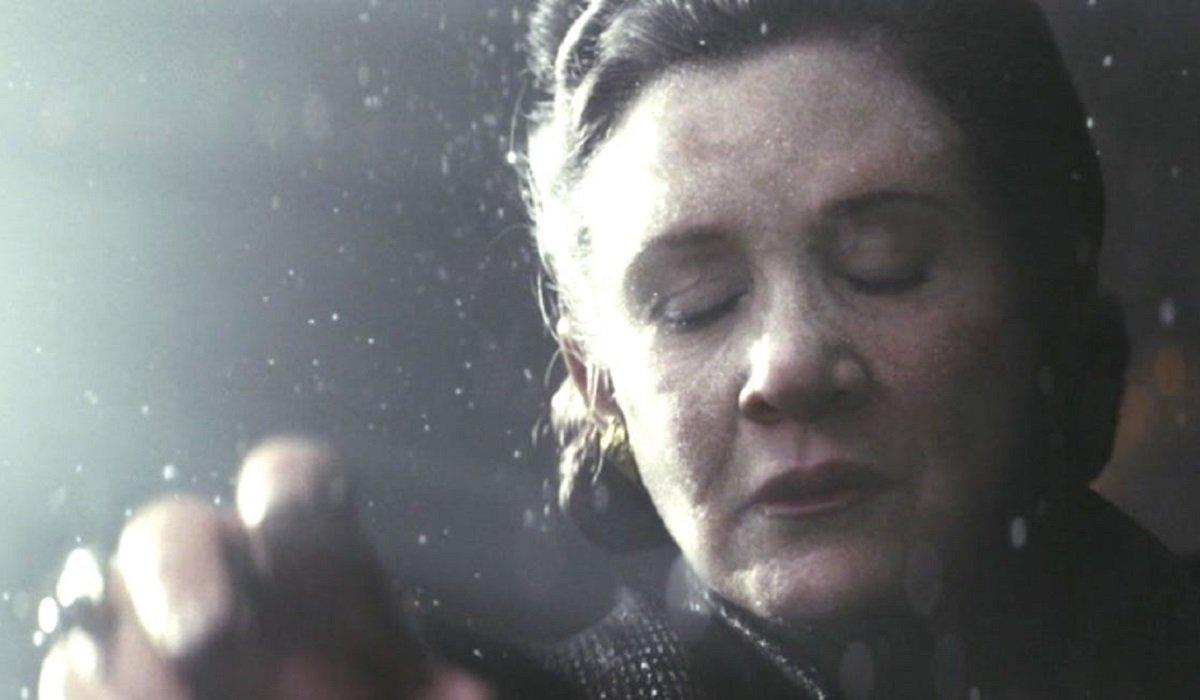 Leia Organa Star Wars: The Last Jedi