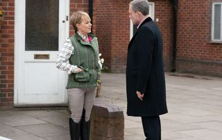 Sally Webster splashes out on an expensive horse riding kit