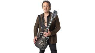Vivian Campbell: Me and my guitar