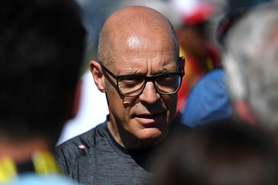 Sir Dave Brailsford reveals prostate cancer diagnosis