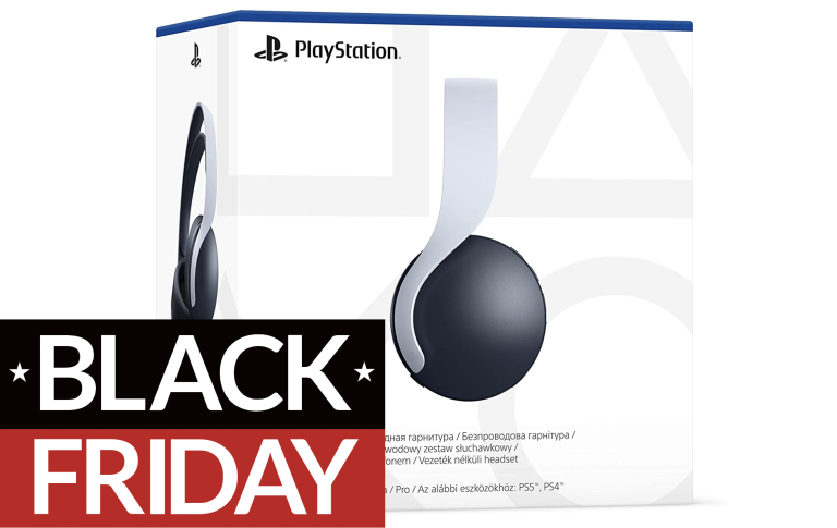 Sony PS5 3D PULSE Wireless Headset Black Friday deals 2020