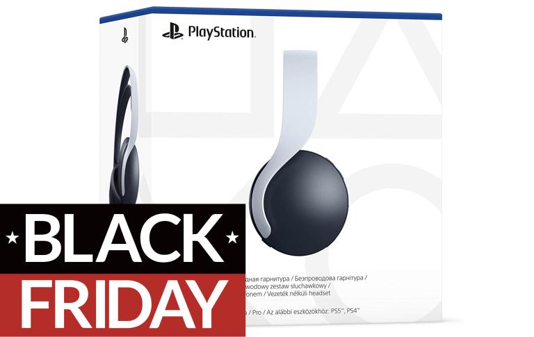 Sony PS5 3D PULSE Wireless Headset Black Friday deals 2020
