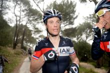 Sylvain Chavanel (IAM Cycling) placed 7th overall at Tour Méditerranéen