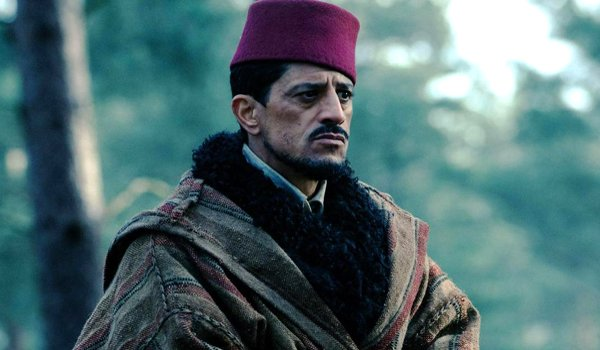 Said Taghmaoui Wonder Woman