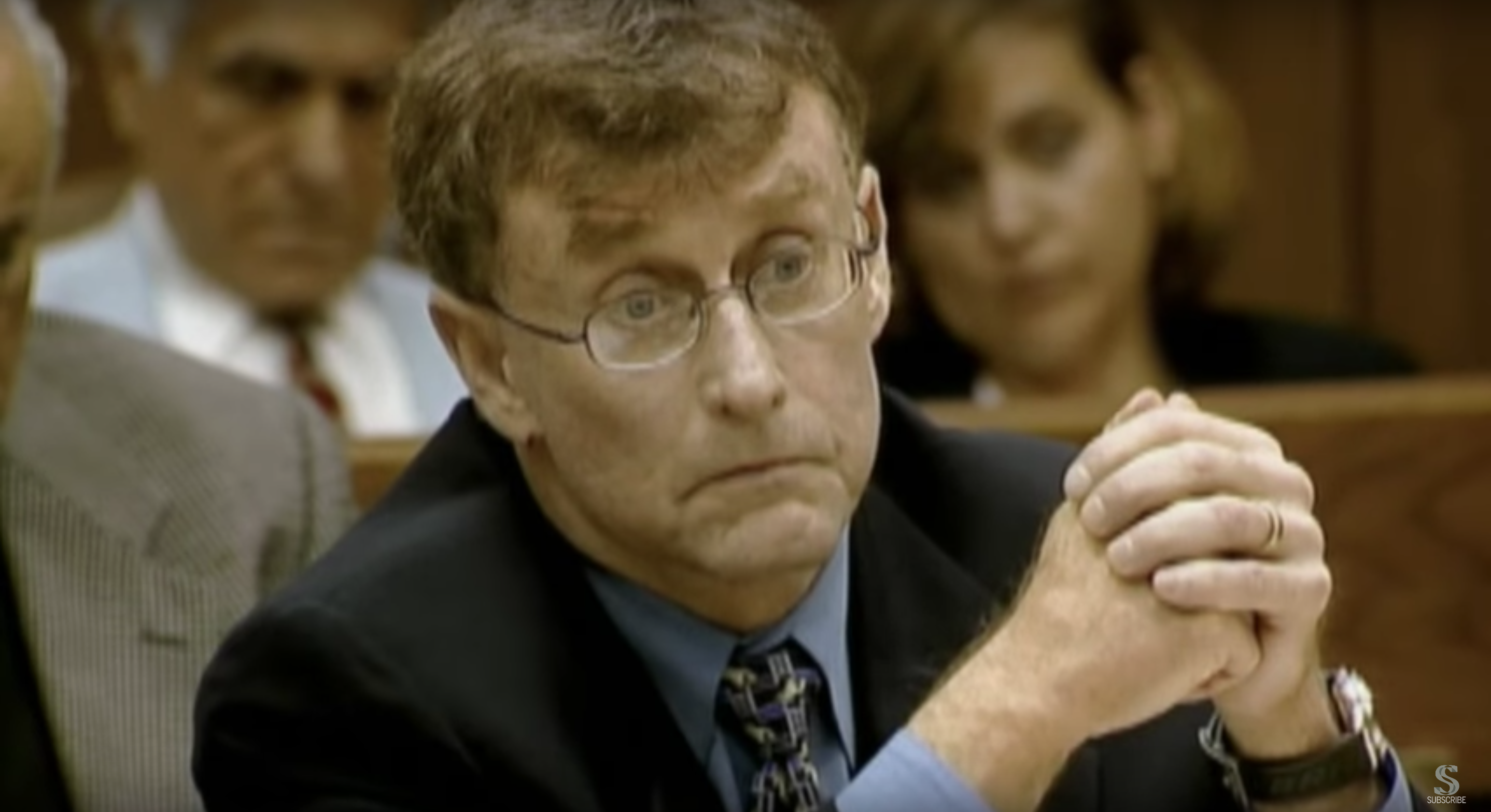 The Staircase Michael Peterson in court Netflix