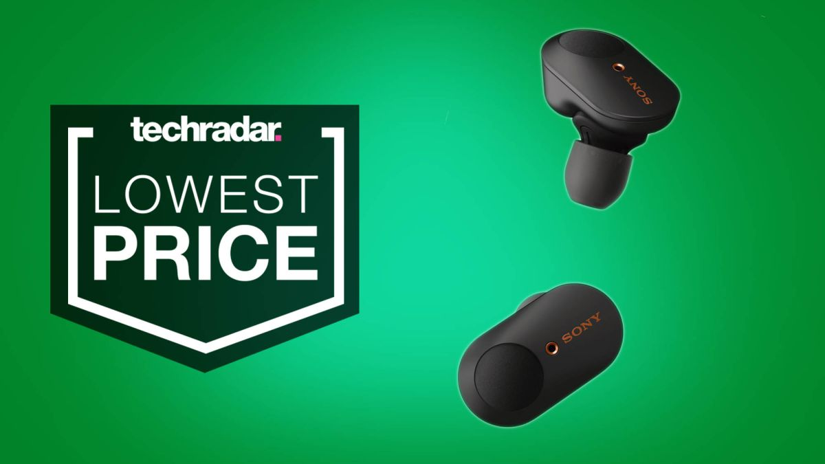 Sony's WF-1000XM3 noise canceling earbuds hit lowest sale worth ever at Best Buy - TechRadar thumbnail